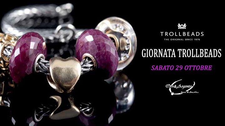 Giornata Trollbeads Oro & Argento