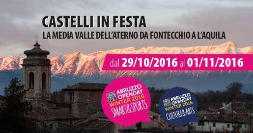 Castelli in Festa - Abruzzo OpenDay