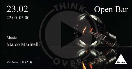 Think Over w/Marco Marinelli at Room