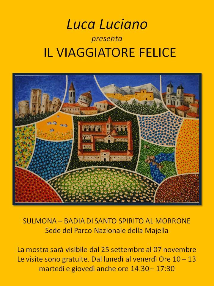 Luciano Luca presenta: Il Viaggiatore Felice